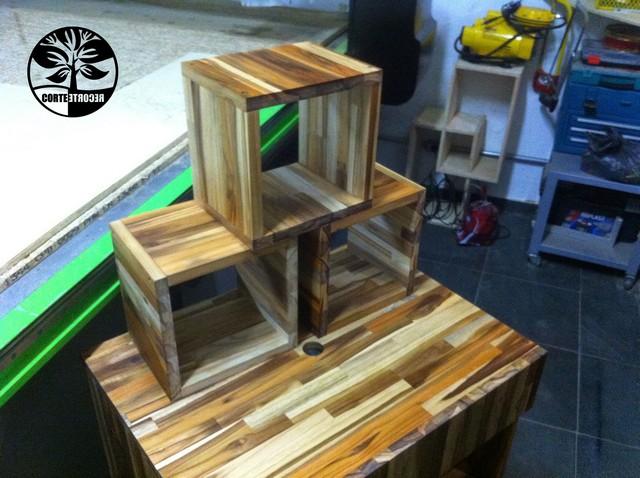 Usinagem madeira cnc